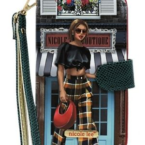"Nicole Lee Universal Phone Case ""Boutique"""